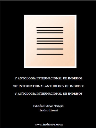 1ª Antología Internacional de Indrisos | Isidro Iturat