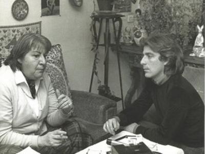 Centenario Gloria Fuertes | 1917-1998 | #gloriafuertes100 | El balcón de Gloria Fuertes | 01/11/2017 | Si pudiera resucitar a ciertos muertos