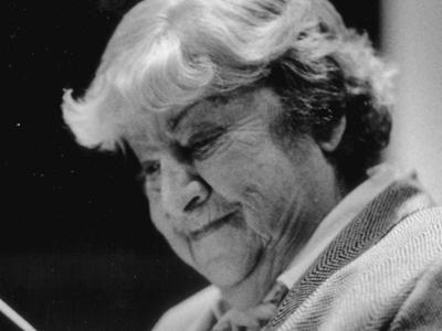 Centenario Gloria Fuertes | 1917-1998 | #GloriaFuertes100 | 'El balcón de Gloria Fuertes' | 02/01/2017