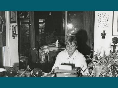 Centenario Gloria Fuertes | 1917-1998 | #gloriafuertes100 | El balcón de Gloria Fuertes | 03/09/2017 | A tocateja
