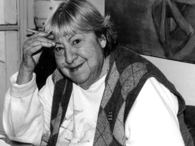 Centenario Gloria Fuertes   1917-1998   #GloriaFuertes100   'El balcón de Gloria Fuertes   04/01/2017