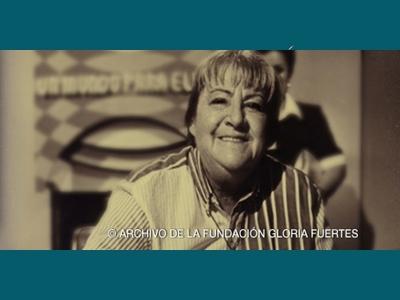 Centenario Gloria Fuertes | 1917-1998 | #gloriafuertes100 | El balcón de Gloria Fuertes | 04/06/2017 | 'Encima'