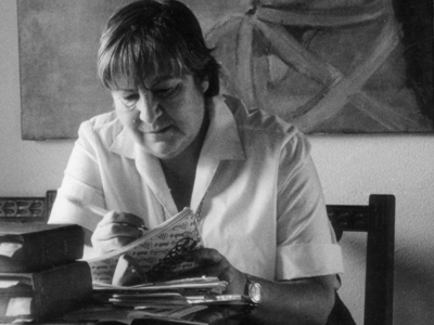 Centenario Gloria Fuertes | 1917-1998 | #GloriaFuertes100 | 'El balcón de Gloria Fuertes | 05/01/2017