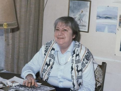 Centenario Gloria Fuertes | 1917-1998 | #gloriafuertes100 | El balcón de Gloria Fuertes | 11/07/2017 | Lo desconocido atrae también a los cobardes