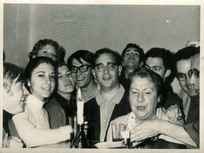 Centenario Gloria Fuertes | 1917-1998 | #gloriafuertes100 | El balcón de Gloria Fuertes | 13/04/2017