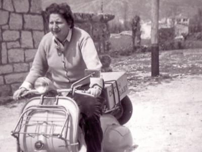 Centenario Gloria Fuertes | 1917-1998 | #gloriafuertes100 | El balcón de Gloria Fuertes | 15/06/2017 | Hay tantas...