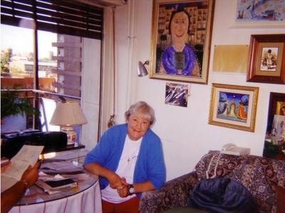 Centenario Gloria Fuertes | 1917-1998 | #gloriafuertes100 | El balcón de Gloria Fuertes | 16/12/2017 | Os encontraréis salvados