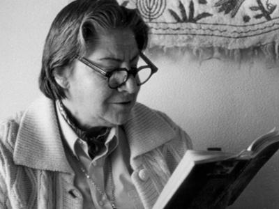 Centenario Gloria Fuertes | 1917-1998 | #gloriafuertes100 | El balcón de Gloria Fuertes | 17/05/2017 | 'Yo hice libros'