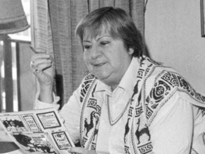 Centenario Gloria Fuertes | 1917-1998 | #gloriafuertes100 | El balcón de Gloria Fuertes | 19/05/2017 | 'Cuando termino un poema a mi gusto'