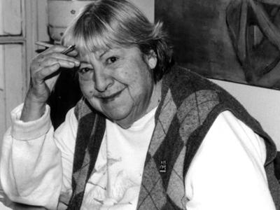 Centenario Gloria Fuertes | 1917-1998 | #gloriafuertes100 | El balcón de Gloria Fuertes | 20/05/2017 | 'Me he impuesto'