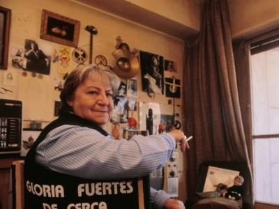 Centenario Gloria Fuertes | 1917-1998 | #gloriafuertes100 | El balcón de Gloria Fuertes | 21/12/2017 | Como siempre