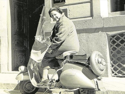 Centenario Gloria Fuertes | 1917-1998 | #gloriafuertes100 | El balcón de Gloria Fuertes | 23/05/2017 | 'Nana al nene'