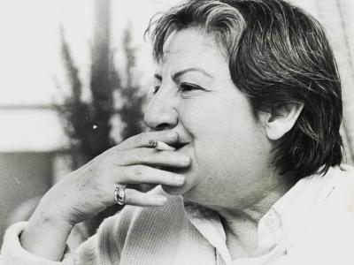 Centenario Gloria Fuertes | 1917-1998 | #gloriafuertes100 | El balcón de Gloria Fuertes | 23/09/2017 | Ya no dudo