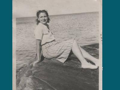 Centenario Gloria Fuertes | 1917-1998 | #gloriafuertes100 | El balcón de Gloria Fuertes | 24/05/2017 | 'Soy sólo una mujer'
