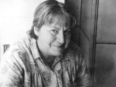 Centenario Gloria Fuertes | 1917-1998 | #gloriafuertes100 | El balcón de Gloria Fuertes | 25/04/2017