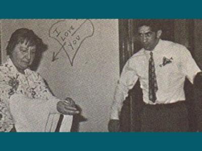 Centenario Gloria Fuertes | 1917-1998 | #gloriafuertes100 | El balcón de Gloria Fuertes | 26/09/2017 | Poema 'Además'