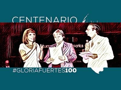 Centenario Gloria Fuertes   1917-1998   #gloriafuertes100   El balcón de Gloria Fuertes   27/07/2017   Aunque avanzo, no dejo