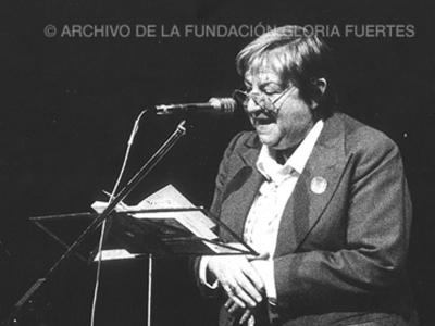 Centenario Gloria Fuertes | 1917-1998 | #gloriafuertes100 | El balcón de Gloria Fuertes | 28/01/2017
