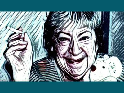 Centenario Gloria Fuertes | 1917-1998 | #gloriafuertes100 | El balcón de Gloria Fuertes | 28/07/2017 |  Nota biográfica
