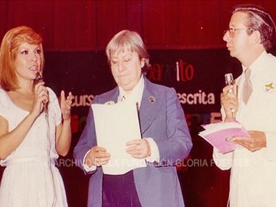 Centenario Gloria Fuertes | 1917-1998 | #gloriafuertes100 | El balcón de Gloria Fuertes | 29/01/2017