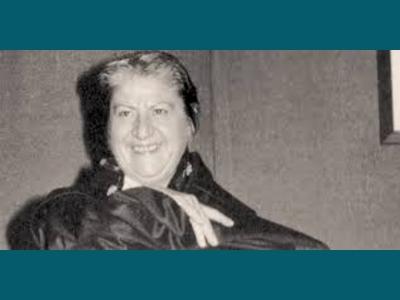 Centenario Gloria Fuertes | 1917-1998 | #gloriafuertes100 | El balcón de Gloria Fuertes | 29/10/2017 |  Amor