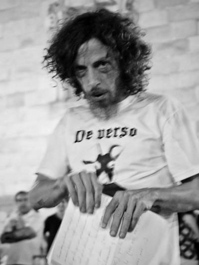 Diego Lebedinsky | De verso en pueblo
