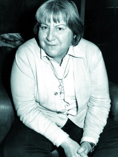Gloria Fuertes | Poeta y escritora | Madrid, 1917-1998 | Años 70