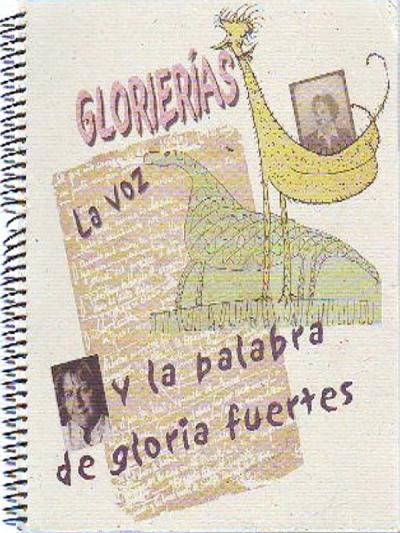 'Glorierías' | La voz y la palabra de Gloria Fuertes | Discoplay | Barcelona 2001