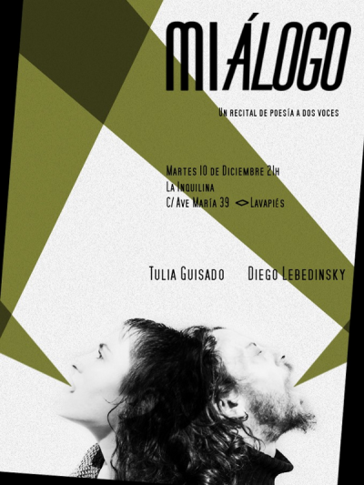 Miálogo | Un recital de poesía a dos voces