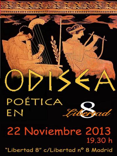 Odisea Poética en Libertad 8