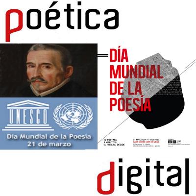 Poética Digital | Día Mundial de la Poesía 2014 | Casa Museo Lope de Vega | Poetry Slam Madrid
