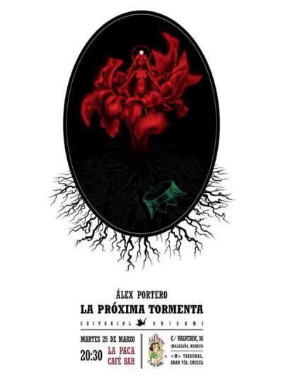 Presentación 'La Próxima Tormenta' | Álex Portero | 25 de marzo de 2014 | La Paca Café Bar