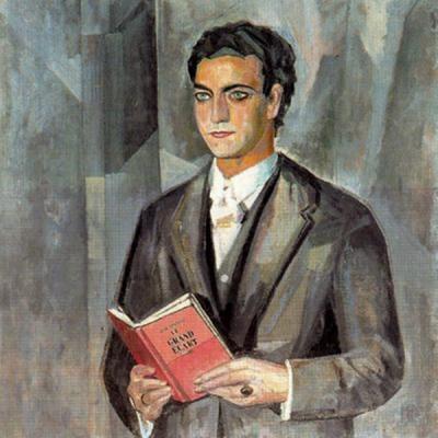Retrato de Juan Chabás | Gregorio Prieto (1922-1928)