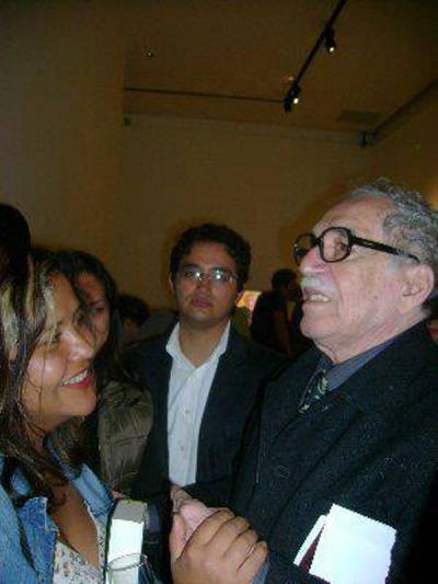 Sandra Pazy Gabriel García Márquez