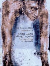12ª Fiera del Libro en La Inquilina de Lavapiés | Diseño: Harpo | Foto: Crónica