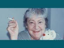 Centenario Gloria Fuertes | 1917-1998 | #gloriafuertes100 | El balcón de Gloria Fuertes | 05/10/2017 | El animal pensante
