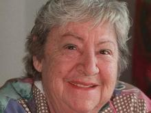 Centenario Gloria Fuertes | 1917-1998 | #gloriafuertes100 | El balcón de Gloria Fuertes | 06/08/2017 | Escribo para niños para comer