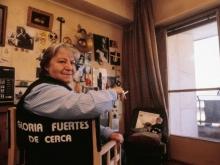 Centenario Gloria Fuertes | 1917-1998 | #gloriafuertes100 | El balcón de Gloria Fuertes | 08/09/2017 | Ya, todo