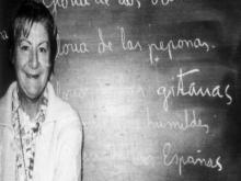 Centenario Gloria Fuertes | 1917-1998 | #gloriafuertes100 | El balcón de Gloria Fuertes | 09/03/2017