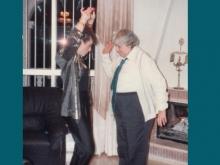 Centenario Gloria Fuertes | 1917-1998 | #gloriafuertes100 | El balcón de Gloria Fuertes | 09/09/2017 | La poesía