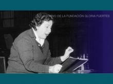 Centenario Gloria Fuertes | 1917-1998 | #gloriafuertes100 | El balcón de Gloria Fuertes | 11/10/2017 | Puede darse