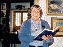 Centenario Gloria Fuertes | 1917-1998 | #gloriafuertes100 | El balcón de Gloria Fuertes | 12/11/2017 |  Me casé por poderes