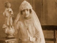 Centenario Gloria Fuertes | 1917-1998 | #gloriafuertes100 | El balcón de Gloria Fuertes | 13/12/2017 | Poema 'Trozo'