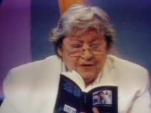 Centenario Gloria Fuertes | 1917-1998 | #gloriafuertes100 | El balcón de Gloria Fuertes | 14/06/2017 | Chiste