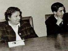 Centenario Gloria Fuertes | 1917-1998 | #gloriafuertes100 | El balcón de Gloria Fuertes | 14/09/2017 | Hay pocas
