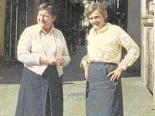 Centenario Gloria Fuertes | 1917-1998 | #gloriafuertes100 | El balcón de Gloria Fuertes | 15/09/2017 | Aunque estoy entrenada