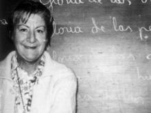 Centenario Gloria Fuertes | 1917-1998 | #gloriafuertes100 | El balcón de Gloria Fuertes | 19/01/2017