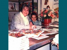 Centenario Gloria Fuertes | 1917-1998 | #gloriafuertes100 | El balcón de Gloria Fuertes | 28/09/2017 | Amnesia