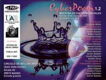 CyberPoem 1.2 | Muestra de Poéticas Digitales | 18-03-2005