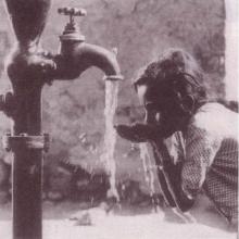 El agua que bebes